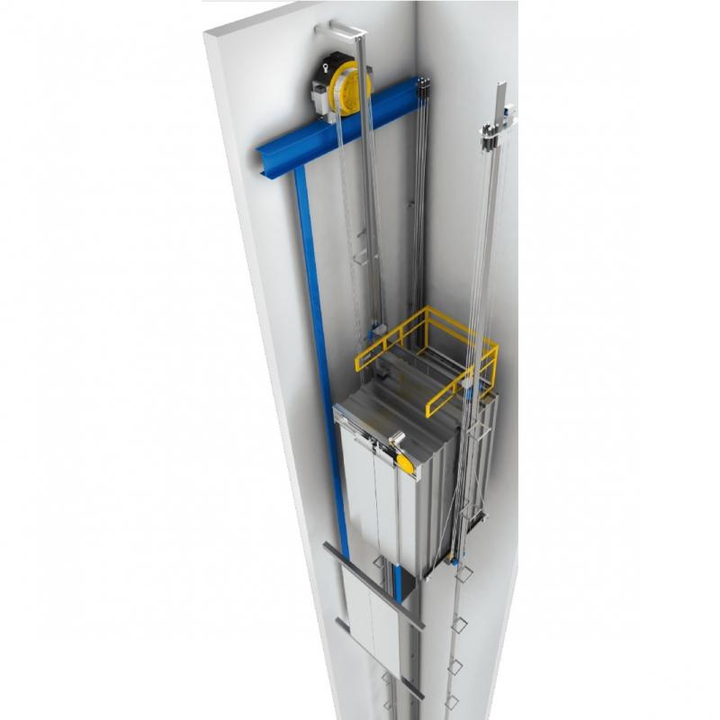 無機房乘客電梯